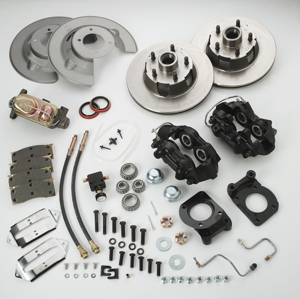 Brake Kit American Mustang Parts World Greatest Ford Mustang