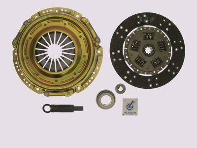 "86-2001 5.0/4.6L 10 1/2"" HEAVY DUTY CLUTCH KIT"