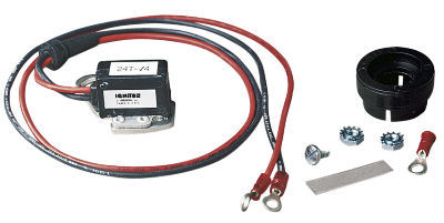 V8 PERTRONIX ELECTRONIC IGNITION SYSTEM