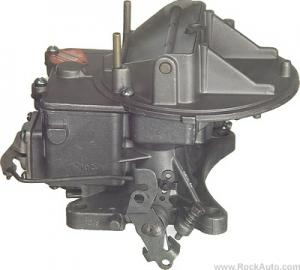 65-66 2 BRRL 2100 CARBURETOR - REMANUFACTURED