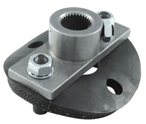 "11/36""-36 X 3/4""-36 RUBBER STEERING RAG JOINT COUPLER"
