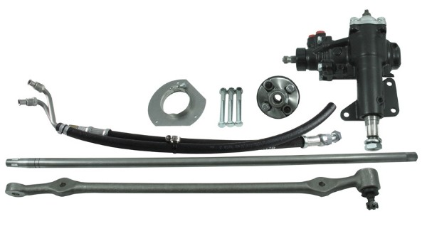 65-66 V8 POWER STEERING UPGRADE KIT