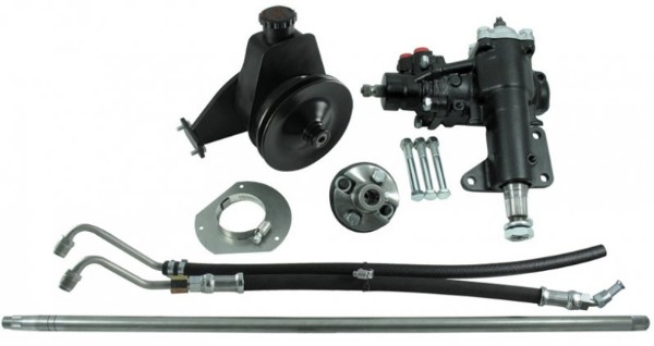 65-66 6 CYL BORGESON POWER STEERING CONVERSION KIT