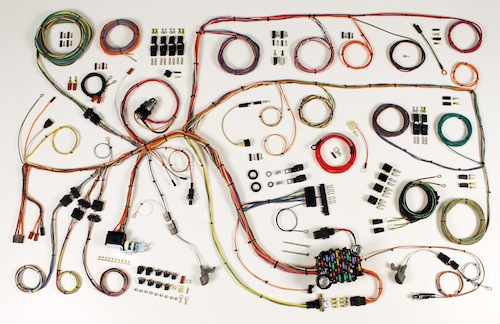 296 510386 complete wiring american mustang parts, world greatest ford 67 mustang complete wiring harness at gsmx.co