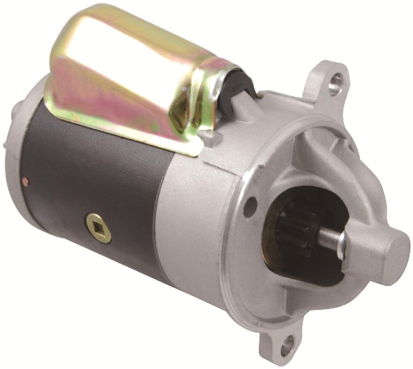 80-91 5.0L V8, 82-86 6 CYLINDER STARTER - REMANUFACTURED