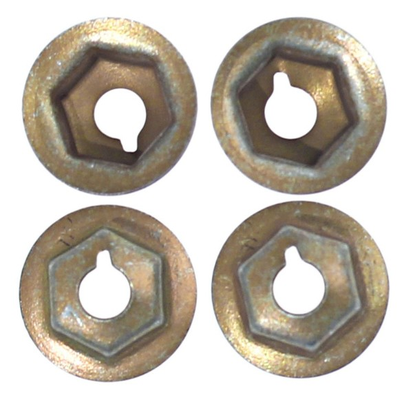 65-68 HEATER CASING NUTS