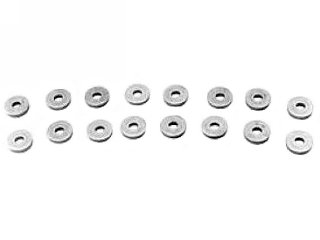 65-68 CONVERTIBLE TOP SEAL MOUNTING WASHERS