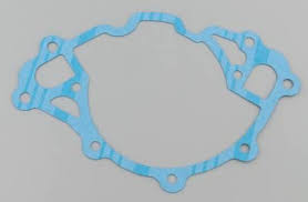 289-351W WATER PUMP GASKET W/CAST- PLATE TO BLOCK