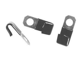 64-73 WIRE HARNESS CLIPS - 3 PCS