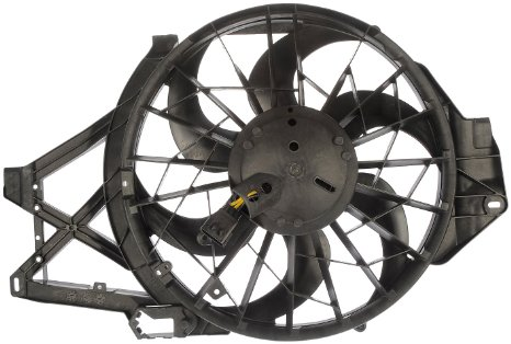 99-04 3.8L COOLING FAN ASSEMBLY
