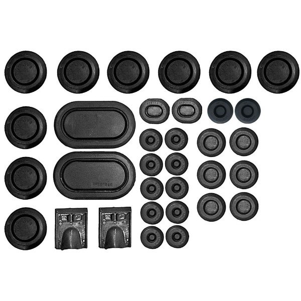 67 RUBBER PLUG KIT