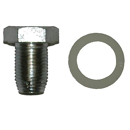 "1/2"" OIL DRAIN PLUG - SINGLE OVERSIZED"