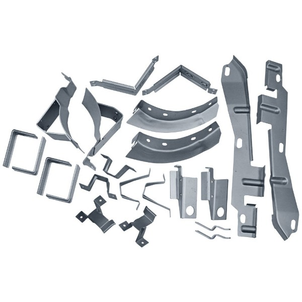 69-70 FASTBACK BODY BRACKET KIT