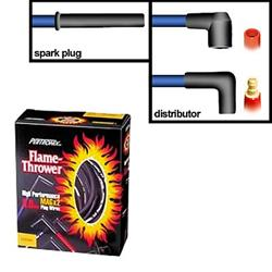 PERTRONIX - 8MM SPARK PLUG WIRE SET - BLACK