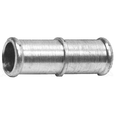 "5/8"" STEEL STRAIGHT HEATER HOSE SPLICER FITTING"