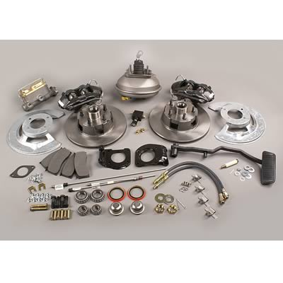 67-69 AUTOMATIC FRONT POWER DISC BRAKE CONVERSION KIT