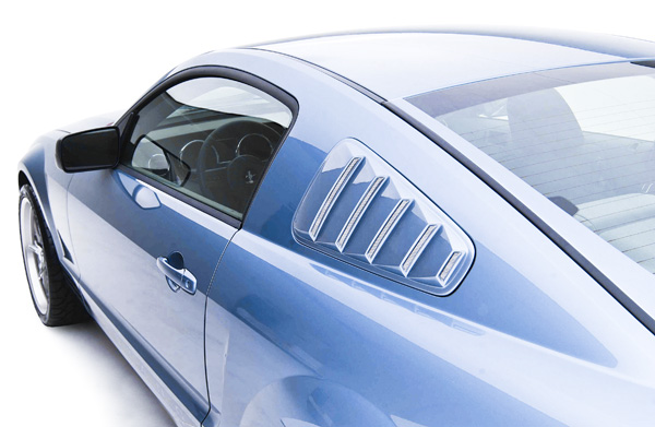 05-09 WINDOW LOUVERS - PAIR