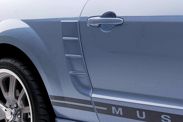 05-09 SIDE QUARTER PANEL PONY VENTS - PAIR