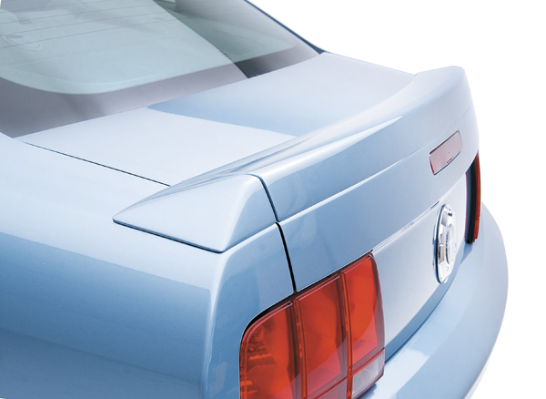 05-09 MACH 3 REAR SPOILER (COVERS FACTORY SPOILER HOLES)