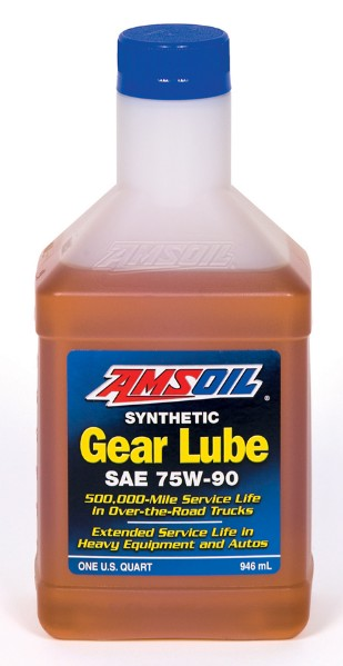 AMSOIL - SYNTHETIC 75W90 LL GEAR LUBE