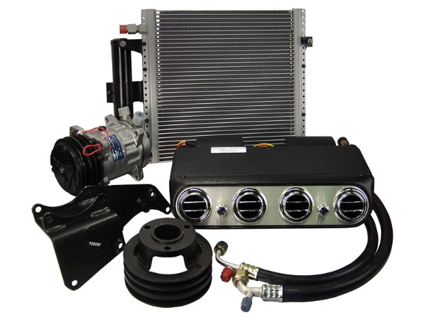 67-68 V8 DAILY DRIVER AIR CONDITIONER SYSTEM - 134A