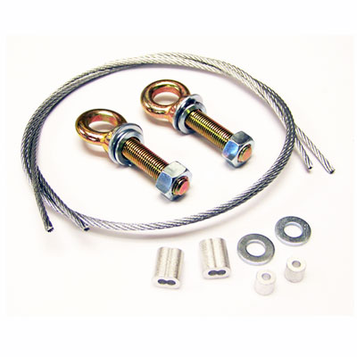 REAR AXLE LIMITING CABLE KIT