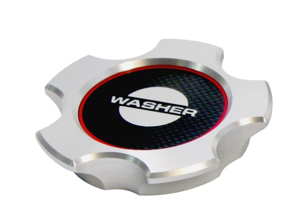2005-14 BILLET ALUMINUM WASHER FLUID RESERVOIR CAP