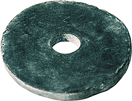 .25 X .80 X .12 MASTIC WASHER - 12 PCS