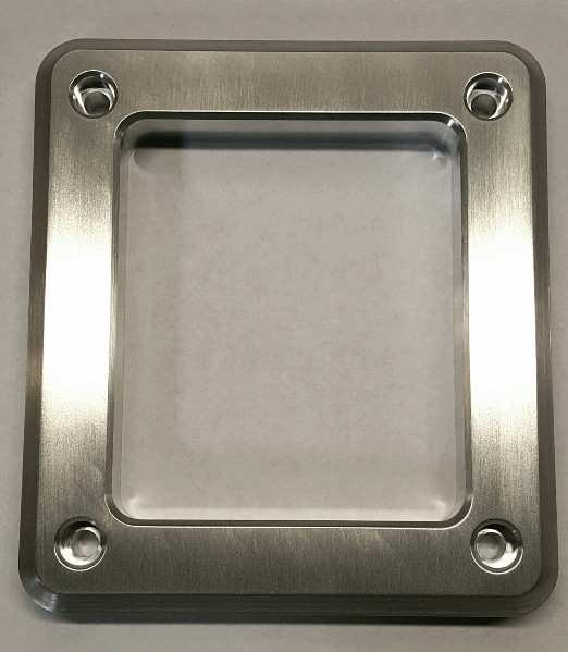 65-68 BILLET SHIFT BEZEL - PLAIN