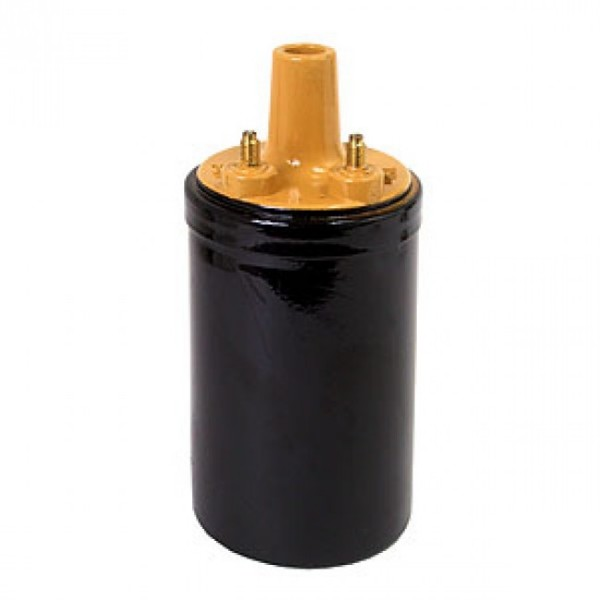 54-74 IGNITION COIL - YELLOW TOP