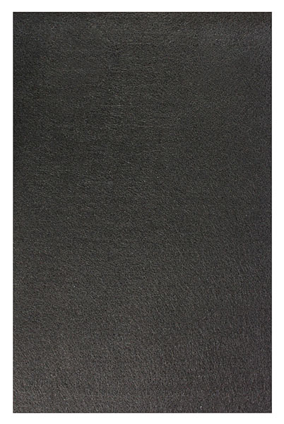 "BATTERY MAT- 8"" x 12"" - BLACK"