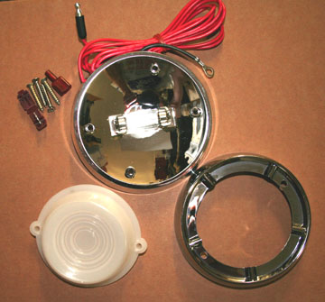 65-70 DOME LIGHT ASSEMBLY KIT