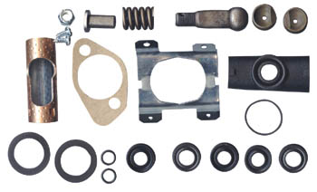 POWER STEERING CONTROL VALVE SEAL & BALL STUD KIT