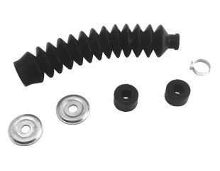 65-70 POWER STEERING RAM BOOT AND INSULATOR KIT
