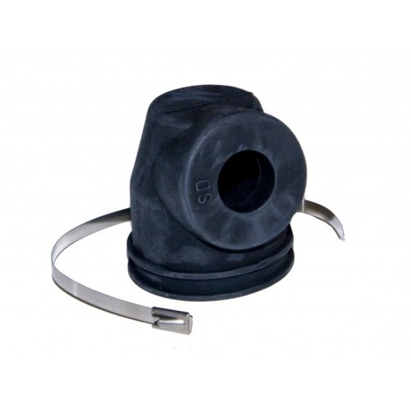 65-70 POWER STEERING RAM STUD DUST BOOT & CLAMP
