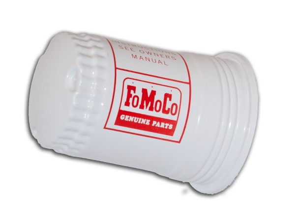 65-68 FUEL FILTER BOWL (FOMOCO LOGO)