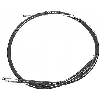 63-65 FALCON FRONT BRAKE CABLE - EXC CONVERTIBLE