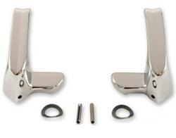 65-66 RH & LH VENT WINDOW HANDLES - PAIR