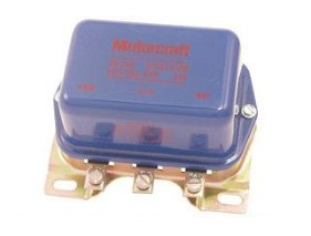 64-1/2 GENERATOR VOLTAGE REGULATOR - MOTORCRAFT REPLACEMENT