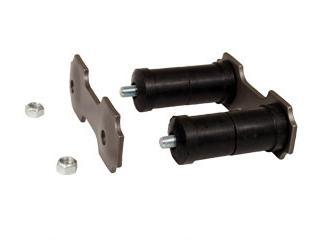 65-73 REAR LEAF SPRING SHACKLE KIT