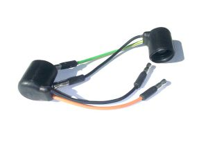 65-66 TAIL LIGHT HOUSING EXTENSION WIRES - PAIR