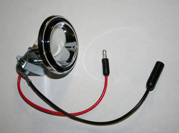 65-70 FASTBACK QUARTER INTERIOR LAMP - REPRODUCTION