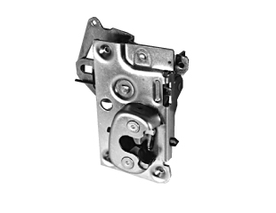64-66 RH DOOR LATCH ASSEMBLY