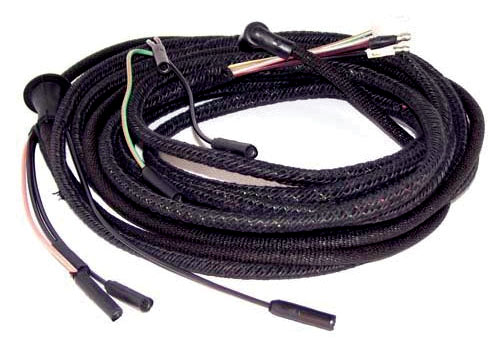 64 1/2 COUPE / CONVERTIBLE TAIL LIGHT WIRING HARNESS WITHOUT PL