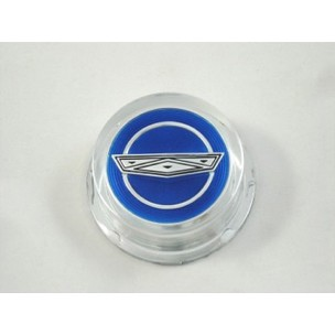 65-66 WIRE SPINNER CENTER EMBLEM -CENTER ONLY NO SPINNER