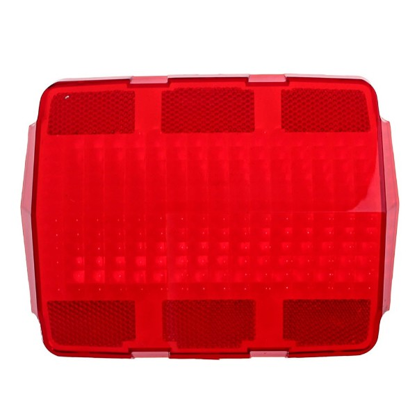 64-66 TAIL LIGHT LENS - REPRODUCTION