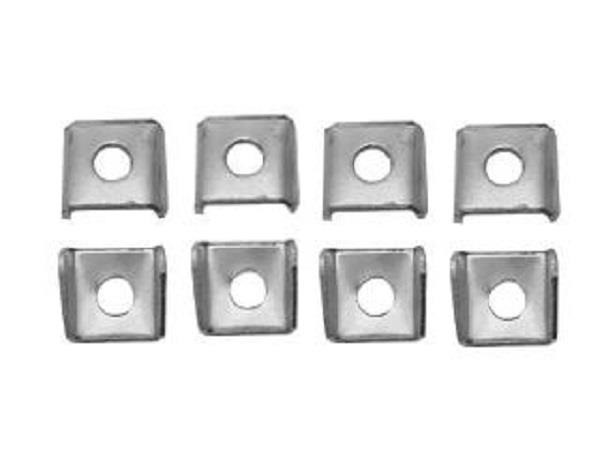 65-66 TAIL LIGHT HOUSING SPACERS - 8 PCS