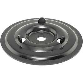 65-67 SPARE TIRE HOLD DOWN PLATE