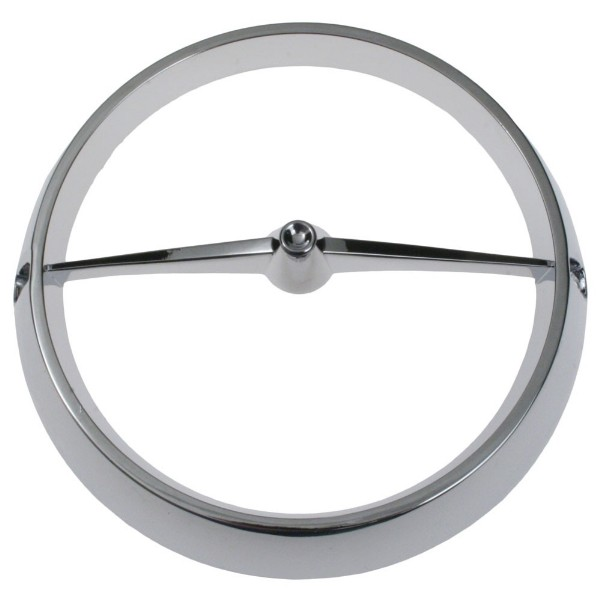 65-68 FOG LIGHT HOSING RIM BEZEL