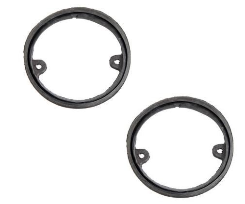 64-66 RH & LH BACK-UP LIGHT BODY GASKETS - PAIR